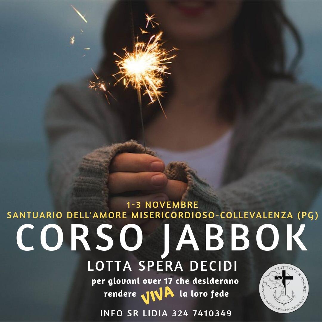 1-3 novembre 2019: LOTTA – SPERA – DECIDI