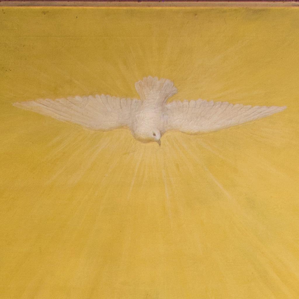 Santuario_AM_Quadro_Maria_Mediatrice_Spirito_Santo