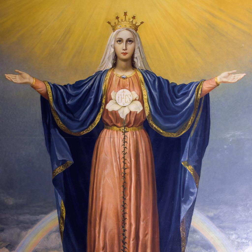 Santuario_AM_Quadro_Maria_Mediatrice_Totale3
